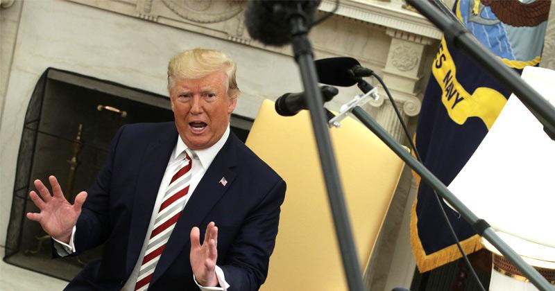 Trump's 'Chosen One' Statement Analyzed, Plus More Google Bombshells