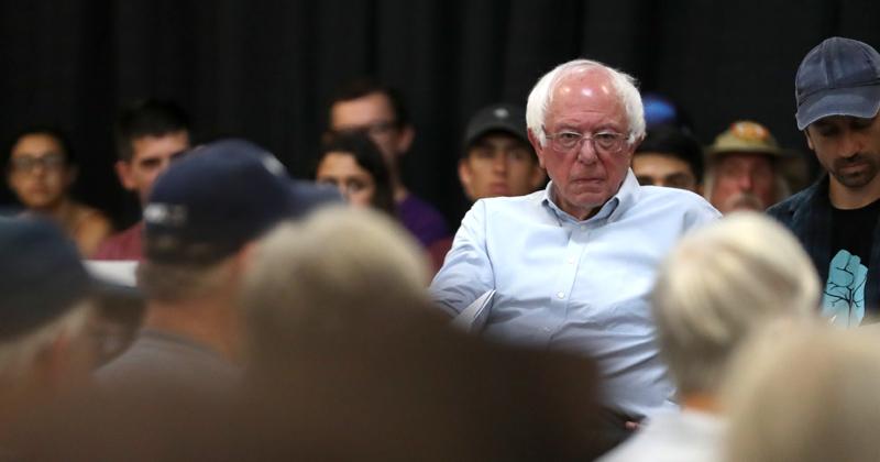 "Bernie Sanders's Upside-Down Concept of ""Morality"""