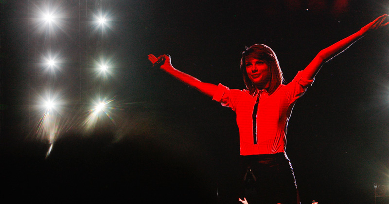 Taylor Swift And Other Collaborators Side With China Against America & Trump