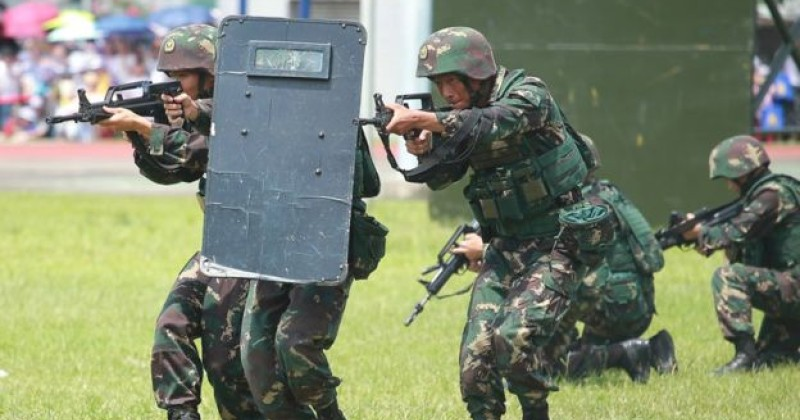 "Chinese Troops Massing in Hong Kong For Potential ""Total Breakdown in Order"""