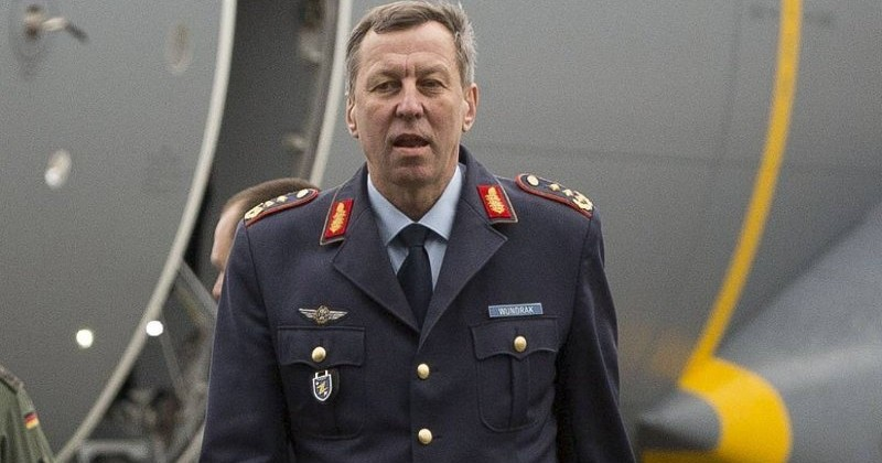 """Former 3 Star General Says Merkel Can't Even Bring Herself to Say """"German People"""""""