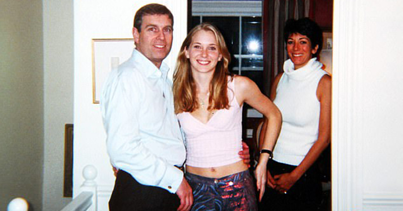 Will Robert Maxwell's daughter spill paedophile Jeffrey Epstein's secrets to FBI?