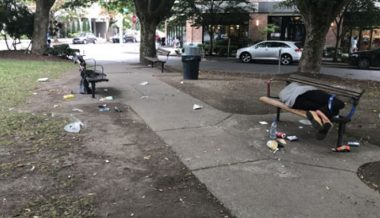 Seattle Parks Becoming No-Go Areas Because of Homelessness and Trash
