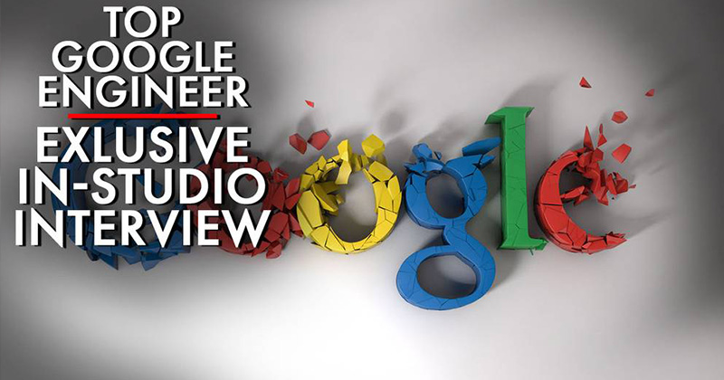 Must-See Interview: Google Whistleblower Exposes Big Tech's Agenda