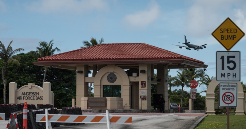 Air Force Base Locked Down After Gate Runner Storms Facility, Attacks Officers