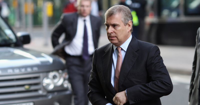 BFFs: Jeffrey Epstein's Little Black Book Had '13 Contact Numbers For Prince Andrew'