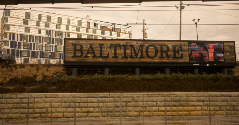 Baltimore's Homicide Rate Is So High, Residents Could Claim Asylum in US