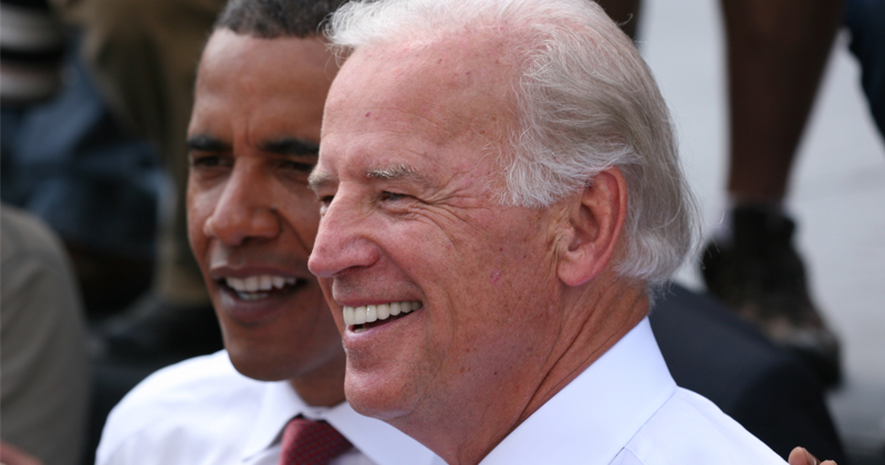 BIDEN: 'Hell yes' I'll appoint Barack Obama to Supreme Court