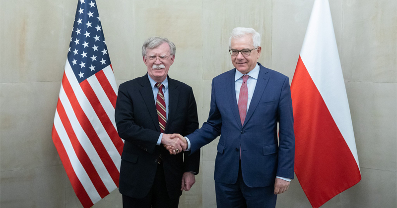 Poland, US Agree on Locations For New American Troops