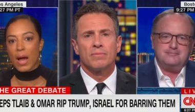 "CNN Commentator: ""Greatest Terrorist Group In This Country Are White Men"""