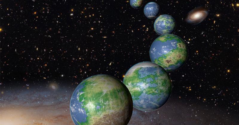 "Astronomers Create Earth ""Fingerprint"" to Spot Habitable Planets"