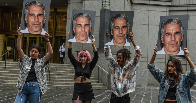 Smoking Gun Evidence: Epstein Was Murdered - See the Most Censored Show in the World