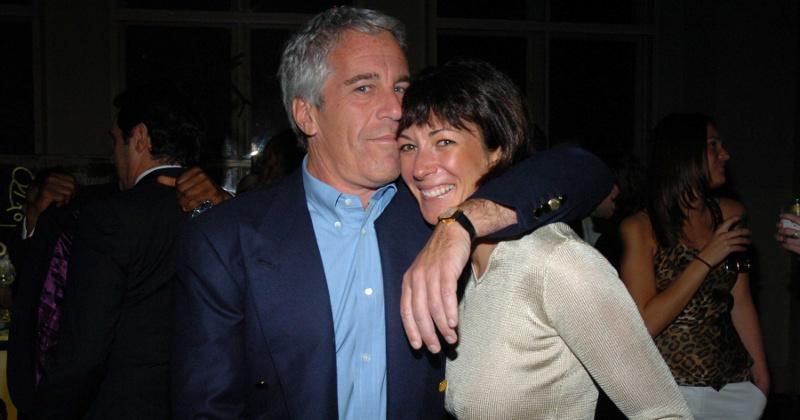 Tech CEO Denies He's Dating Epstein Pal Ghislaine Maxwell
