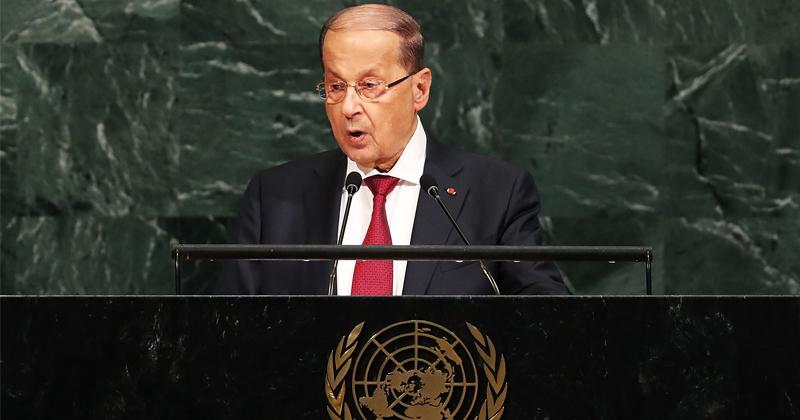 "Lebanon President Calls Suspected Israeli Attacks ""Declaration Of War"""