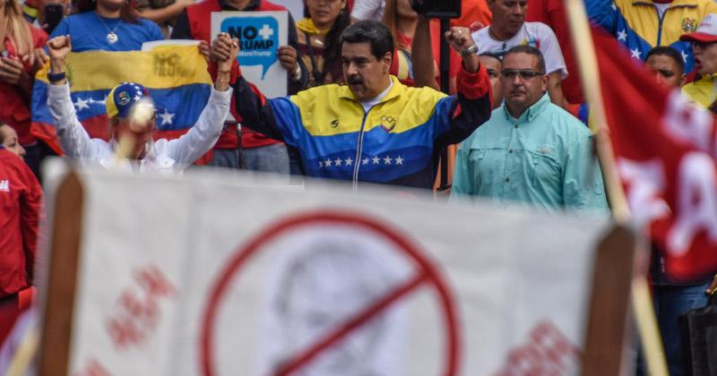 Venezuela's Maduro Confirms Secret High-Level Talks With US Officials
