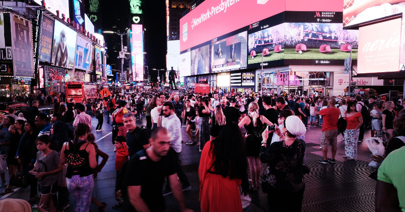 'Multicultural' New York Ranked Least Friendly State