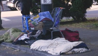Portland Desperate as City Becomes Dangerous, Dirty Homeless Camp