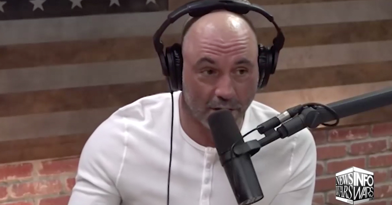 Breaking: Joe Rogan Outs Alex Jones