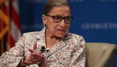 Breaking: Justice Ruth Bader Ginsburg Dies Of Pancreatic Cancer