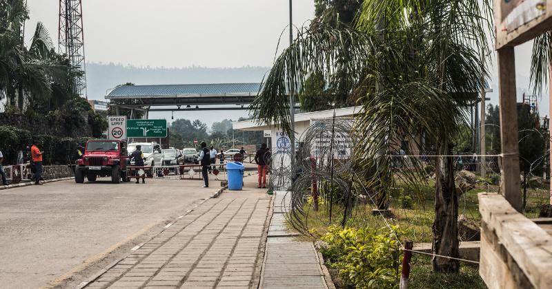 Rwanda Seals Congo Border Amid Ebola Outbreak