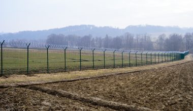 Slovenia Building Border Fence as Illegal Migration 'Spreads Like a Virus'
