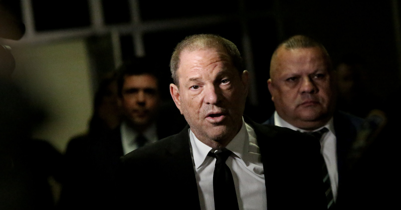 Harvey Weinstein Facing New Sex Assault Charges