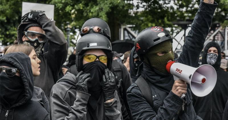 Red Alert! Virginia Antifa Issues Violent Hit List Against Infowars, Other Journalists