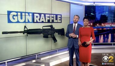 Triggered: Liberals Fume Over Police Union Giving Away AR-15 As Raffle Prize