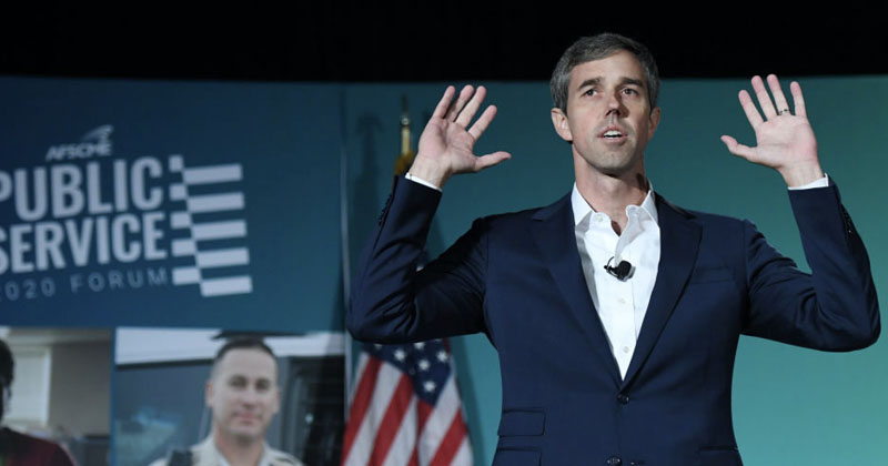 MSNBC Host: El Paso Mass Shooting 'Chance For Beto to Gain Some Momentum'