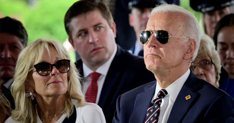 Joe Biden Savaged By Democrats After Wife Claims Only Electable Candidate