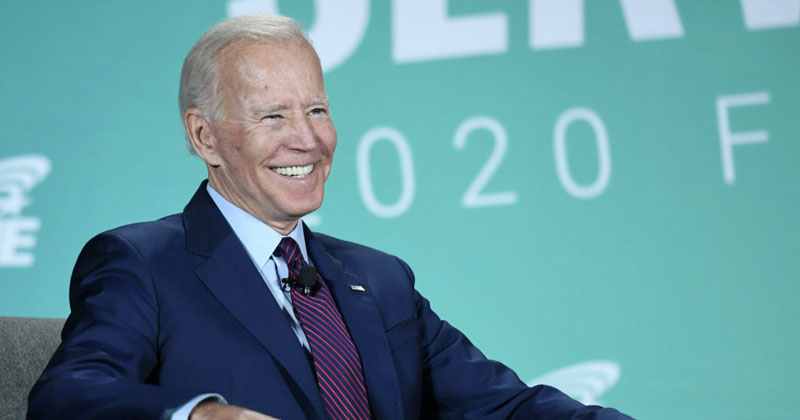 Watch: Biden Claims Illegal Immigrants 'Become American' Before Many 'Americans Become American'