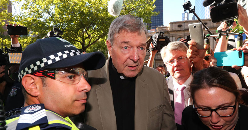 """Cardinal Pell Loses His Appeal, Could Get """"Epsteined"""""""