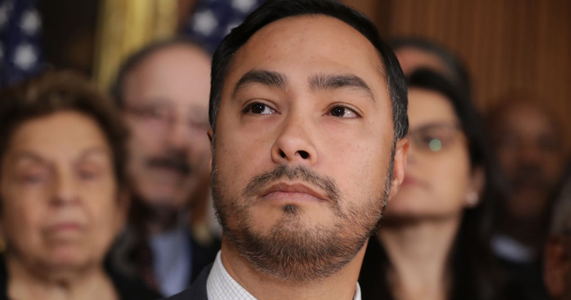 "Man Wrongly Exposed as ""Trump Donor"" by Joaquin Castro Fears for Family's Safety – Had Actually Donated To Castro"