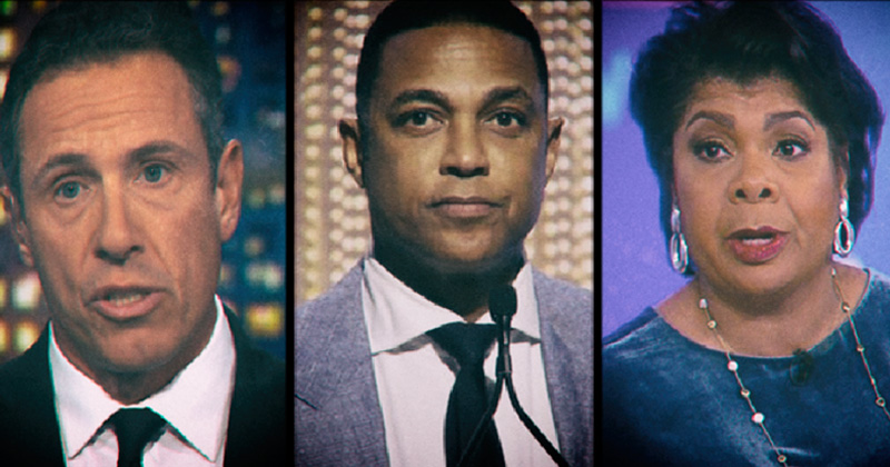 WTF is Going On at CNN? Scandals Explode for Fake News All-Stars April Ryan, Don Lemon, Chris Cuomo