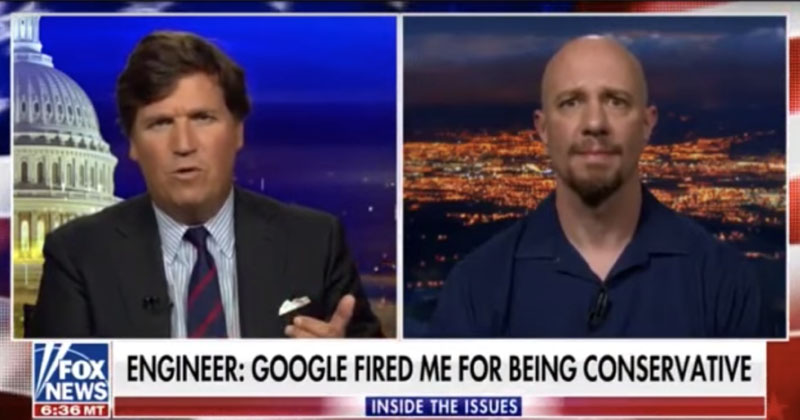 Former Google Engineer Warns: Google Will Try to Stop Trump 2020 Reelection