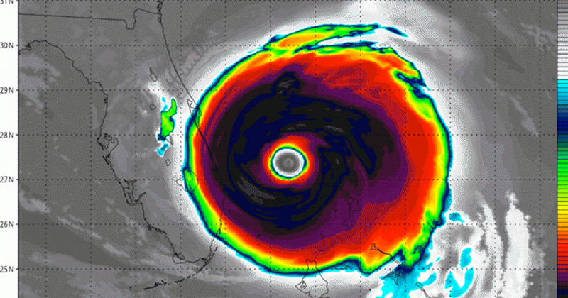 David Knight Show: Eye Of The Storm - Dems Push UN Climate Agenda As Dorian Hits