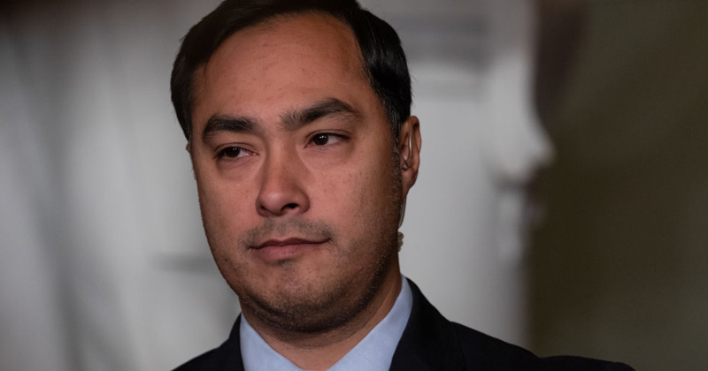REPORT: Six Of The Donors Joaquin Castro Doxxed Also Donated To Him And Brother