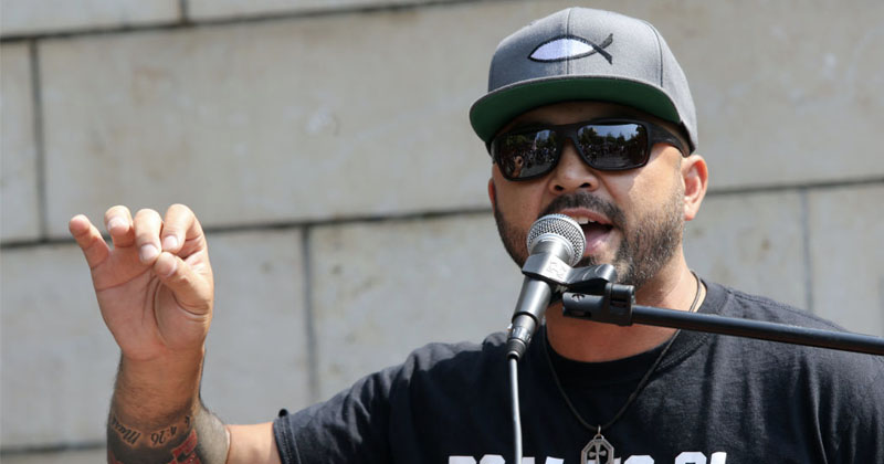 Patriot Prayer Leader Arrested By Police Ahead of Portland Protests