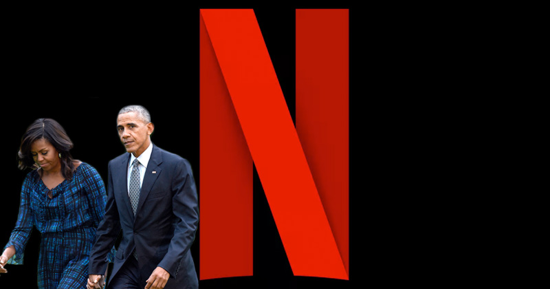Obamas To Release Anti-Trump Movie On Netflix