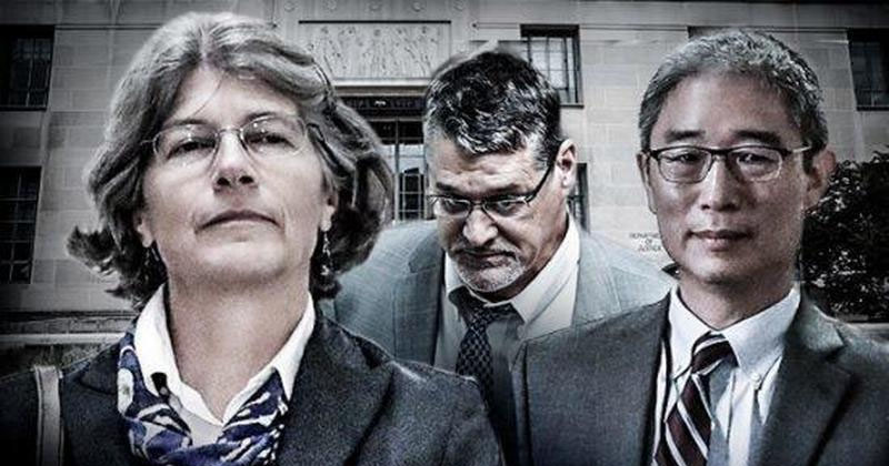 Confirmed: Bruce Ohr Funneled Wife's Fusion GPS Docs To FBI