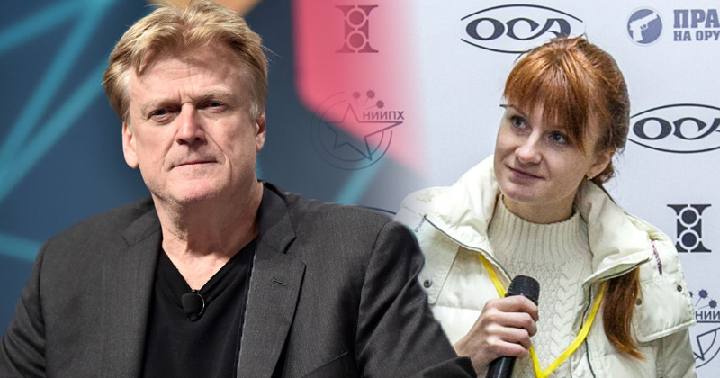More Russiagate Unraveling? Ex-Overstock CEO Says FBI Instructed Him to Have Relationship with Maria Butina