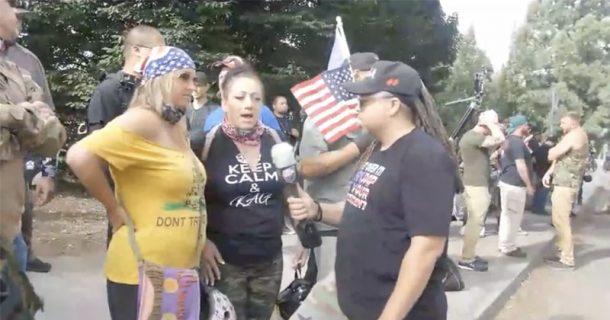 Watch Live: Antifa Disrupts Portland Patriot Rally Despite Heavy Police Presence