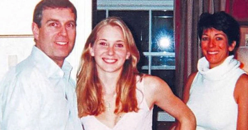 Prince Andrew Flew on Jeffrey Epstein's Private Jet with Teen 'sex slave': Pilot