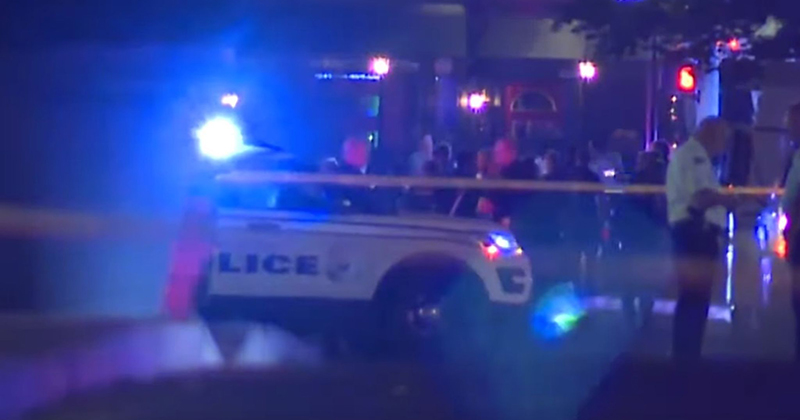 Watch: Dayton Police Officers Run Toward the Fire, Take out Shooter