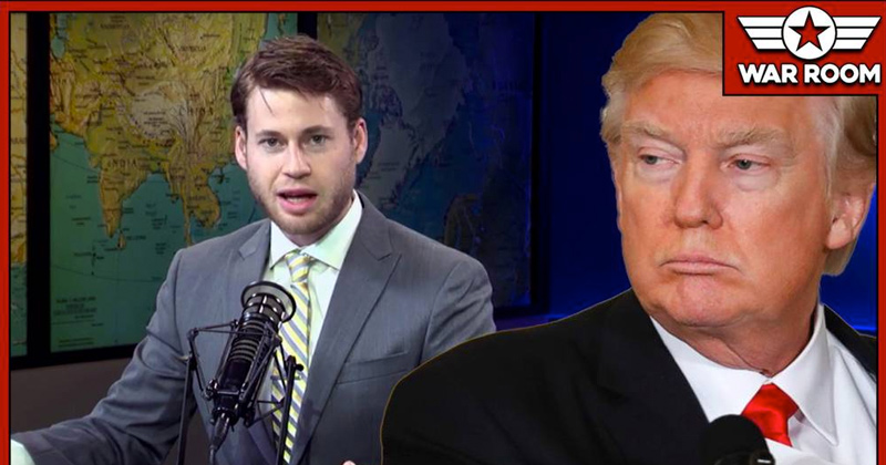 Infowars Reporter Responds To Trump Campaign Donation Requests