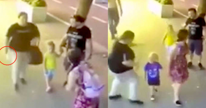 Shock Video: Liberal Attempts to Abort Family's 3-year-old Child