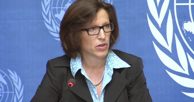 Head of UN Global Communications Says Illegally Entering the U.S. is a Right
