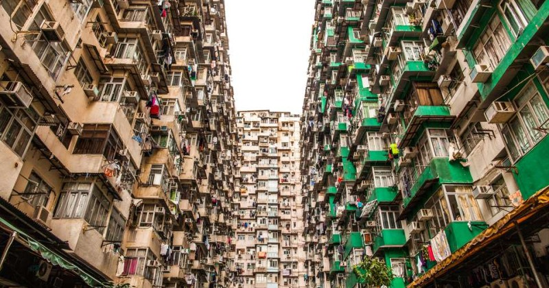 Mad as Hell: Hong Kongers Screaming Out of Apartment Blocks Every Night at 10pm