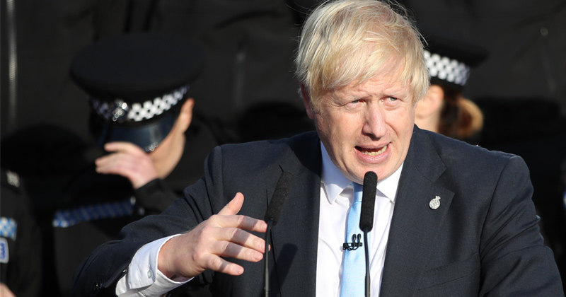 Johnson says he'd rather be 'dead in a ditch' than ask EU for Brexit delay