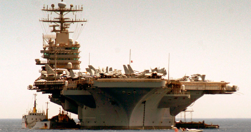 The Trillion-Dollar Military Still Isn't Enough for the War Party